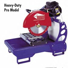"Equipment 1.5 HP 14"" Blade Capacity Tile Saw"