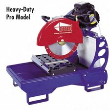 "Equipment 2 HP 14"" Blade Capacity Leeson Tile Saw"