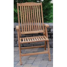 Helsinki Teak Lounge Chair