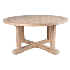 <strong>Arbora Teak</strong> Oxford Round Coffee Table