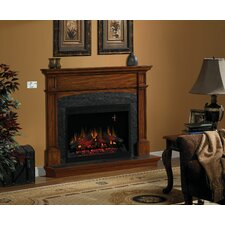 """36"""" Built-In Electric Fireplace"""