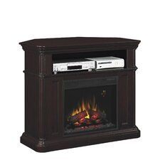 "Oakfield 43"" TV Stand with 23EF031GRP Electric Fireplace"