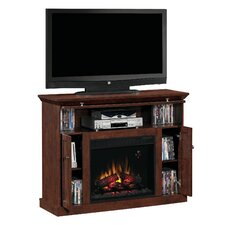 "Windsor 46"" TV Stand with 23EF031GRP Electric Fireplace"