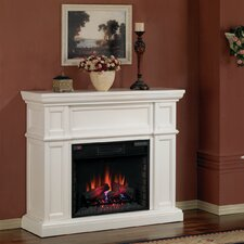 Artesian Electric Fireplace Mantel Surround