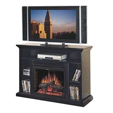 "Beverly 48"" TV Stand with Electric Fireplace"