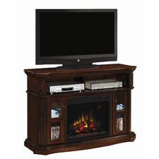 "Aberdeen 54"" TV Stand with Electric Fireplace"
