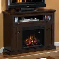 "<strong>Classic Flame</strong> Advantage Windsor 47"" TV Stand with Electric Fireplace"