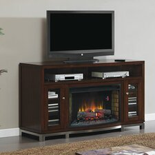 "Wesleyan 66"" Deluxe Media Fireplace Mantel"