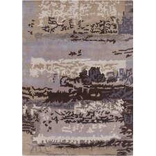 Bajrang Abstract Rug