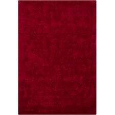 <strong>Chandra Rugs</strong> Clarissa Red Solid Rug