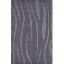 Ast Gray Geometric Area Rug
