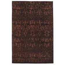 Ghita Brown Area Rug