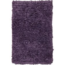 Paper Shag Purple Area Rug