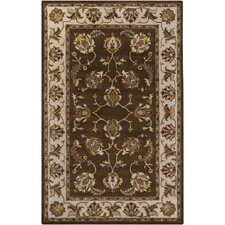 Perrussia Brown Area Rug