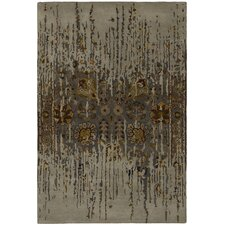 Spring Brown Area Rug