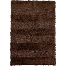 Tivid Brown Area Rug