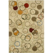Tupelo Abstract Rug