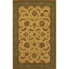 Avani Green/Tan Area Rug