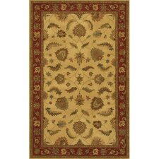 Avani Gold/Red Area Rug