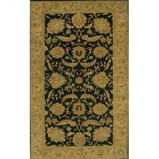 Carona Black / Brown Area Rug