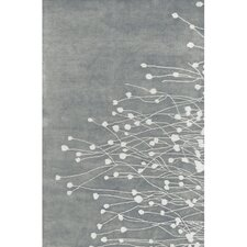 Faro White/Gray Area Rug