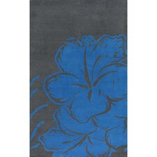 Fenja Blue/Gray Area Rug