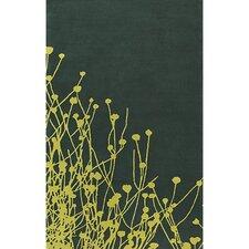 Fenja Green/Yellow Area Rug