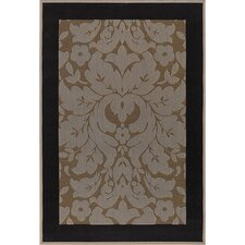 Plaza Brown/Cream Indoor/Outdoor Rug