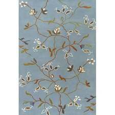 Rowe Blue Area Rug