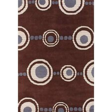 Rowe Brown Area Rug