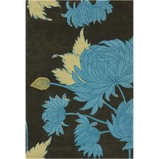 Amy Butler Chrysanthemum Rug