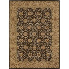 Cesta Chocolate Area Rug