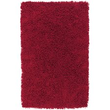 Enza Red Area Rug