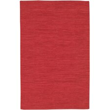 <strong>Chandra Rugs</strong> India Red Rug