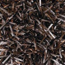 Iris Black Rug