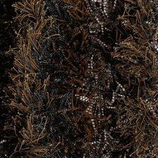 Kubu Dark Brown Area Rug