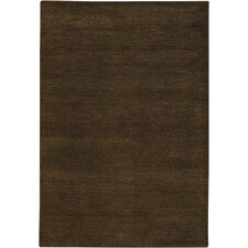<strong>Chandra Rugs</strong> Meson Brown Rug