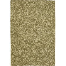 Rowe Beige/Green Area Rug