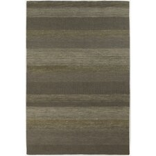 Felix Green Stripe Rug