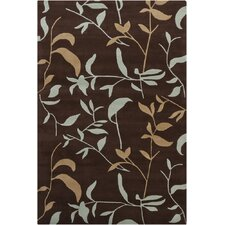 <strong>Chandra Rugs</strong> Hanu Leaves Rug