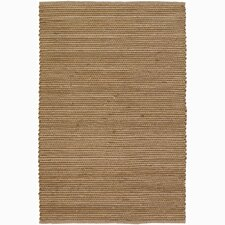 Hemson Brown/Tan Stripe Area Rug