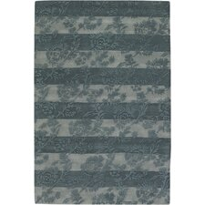 <strong>Chandra Rugs</strong> INT Floral Stripe Rug