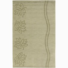 Jaipur Leaves & Waves Rug