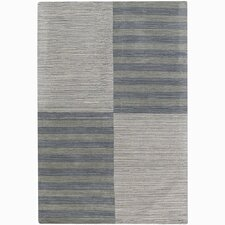 Jaipur Stripe & Checked Rug