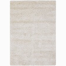 Zeal Cream Area Rug