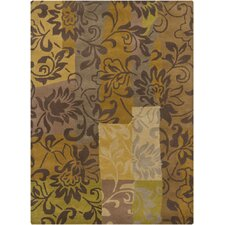Gagan Gold Area Rug