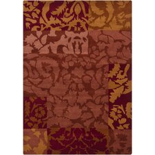 Gagan Brown Area Rug