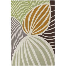 Inhabit Designer Beige Area Rug