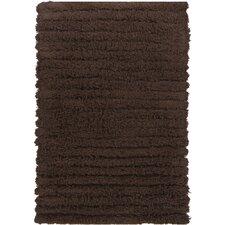 Wynton Shag Dark Brown Rug