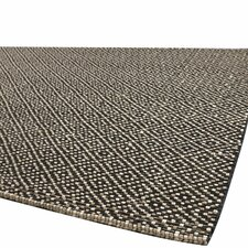 Art Tan/Black Area Rug